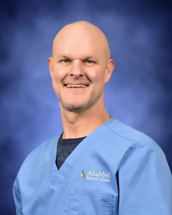 Scott Quimby AlaMed Injury Clinic